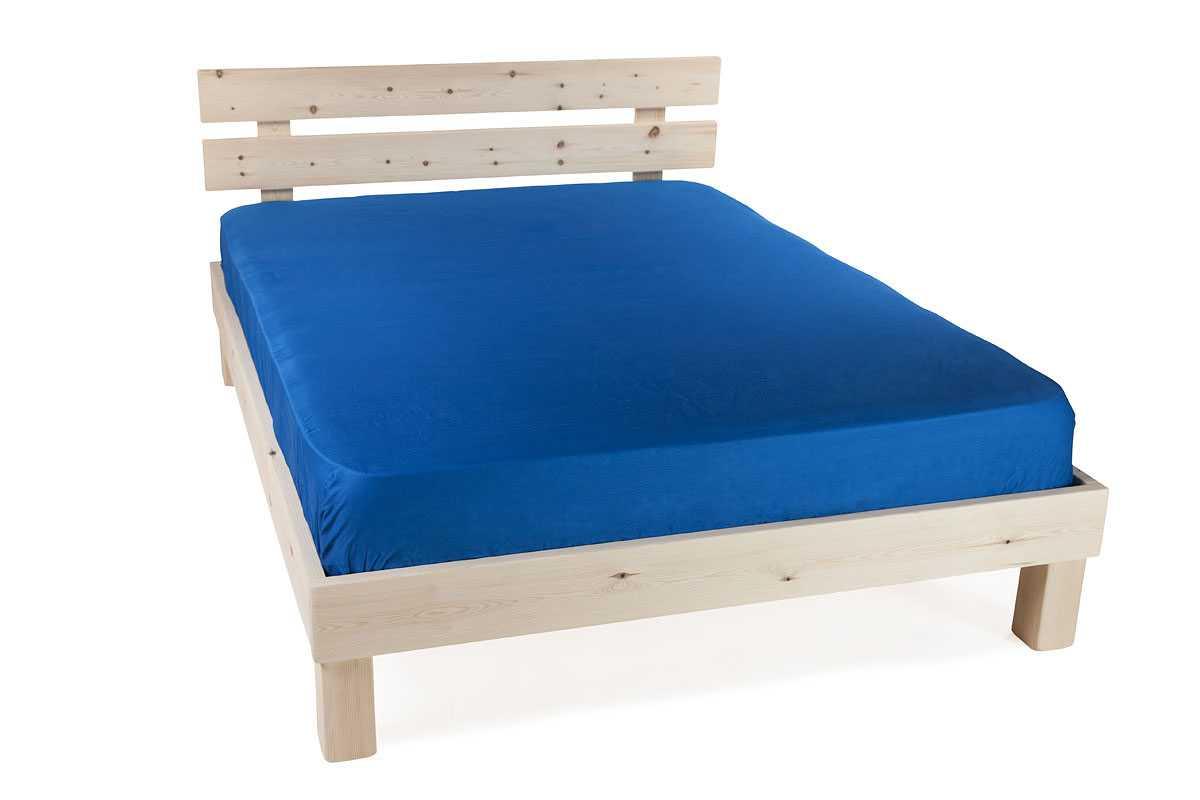 בסיס מיטה מעץ האורן