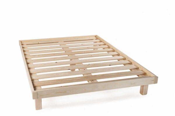 בסיס מיטה מעץ