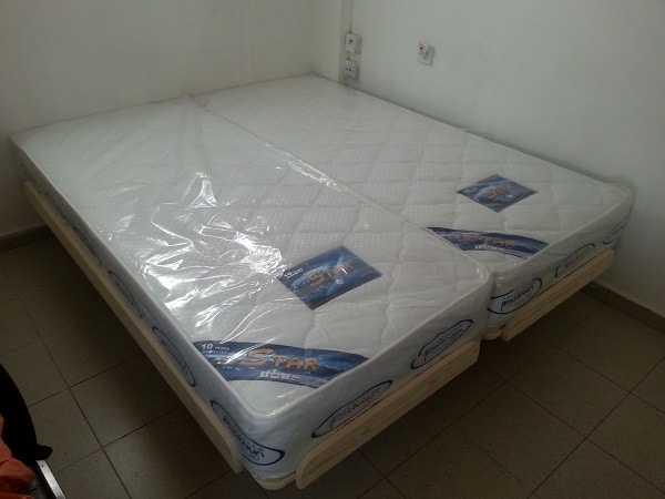 מזרן ובסיס מיטה יהודית